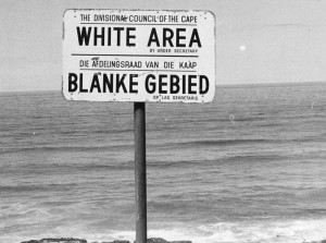 APARTHEID INDICATION